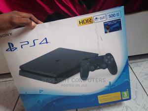 Open Box Ps4 Slim With Controller and NFS Game CD | Video Game Consoles for sale in Abuja (FCT) State, Wuse