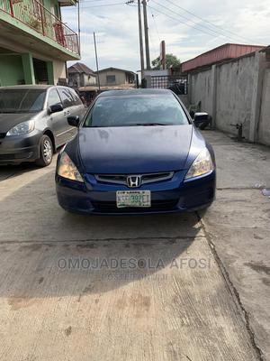 Honda Accord 2004 Blue | Cars for sale in Oyo State, Ibadan