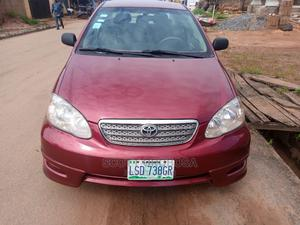 Toyota Corolla 2007 S Red | Cars for sale in Edo State, Benin City