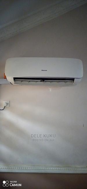 Hisense 2HP Split Unit Super Cool Air Conditioner | Home Appliances for sale in Lagos State, Ojodu