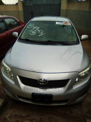 Toyota Corolla 2010 Silver | Cars for sale in Lagos State, Alimosho