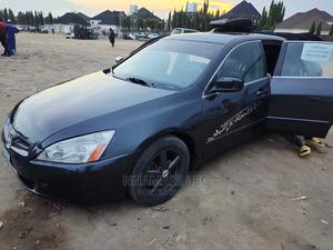 Honda Accord 2004 Sedan EX Gray | Cars for sale in Abuja (FCT) State, Lugbe District