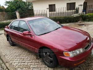 Honda Accord 1997 Red | Cars for sale in Plateau State, Jos