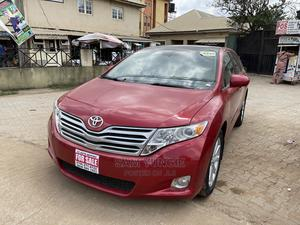 Toyota Venza 2010 AWD Red   Cars for sale in Lagos State, Egbe Idimu