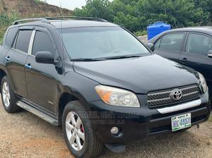 Toyota RAV4 2008 3.5 Black   Cars for sale in Abuja (FCT) State, Gwarinpa