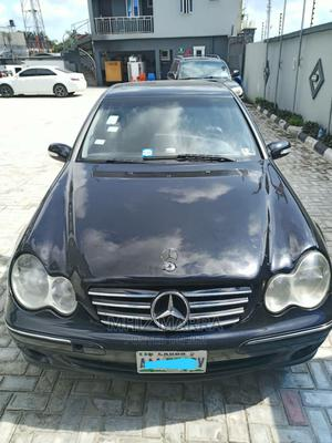 Mercedes-Benz C240 2005 Black | Cars for sale in Lagos State, Ajah