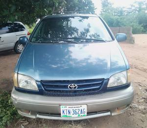 Toyota Sienna 1999 XLE Blue   Cars for sale in Benue State, Makurdi