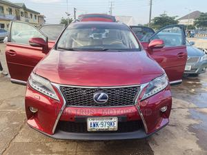 Lexus RX 2010 350 Red   Cars for sale in Delta State, Oshimili South