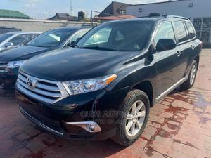 Toyota Highlander 2012 Black | Cars for sale in Lagos State, Amuwo-Odofin