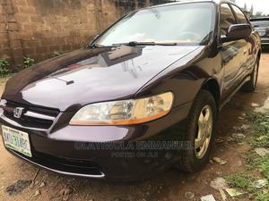 Honda Accord 2000 Purple | Cars for sale in Oyo State, Lagelu