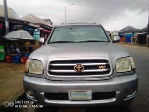 Toyota Sequoia 2003 Gray   Cars for sale in Rivers State, Port-Harcourt