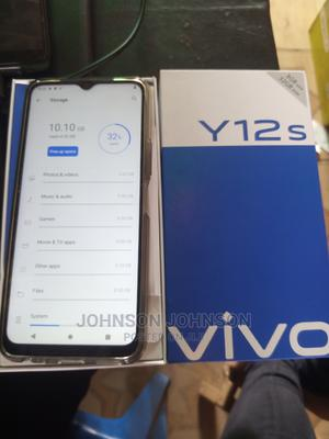 Vivo Y12s 32 GB Blue   Mobile Phones for sale in Oyo State, Ibadan