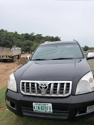 Toyota Land Cruiser Prado 2005 3.4 5dr Black | Cars for sale in Abuja (FCT) State, Gudu