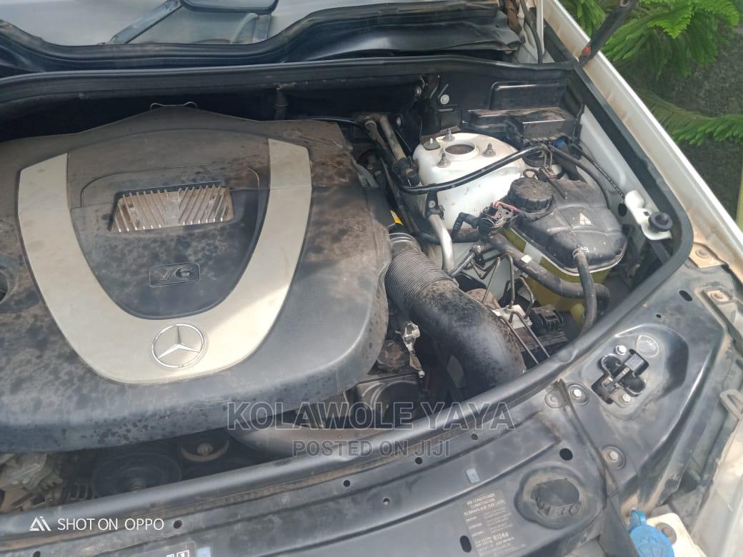 Archive: Mercedes-Benz M Class 2011 ML 350 4Matic White