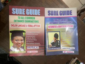SURE GUIDE for Common Entrance | Books & Games for sale in Lagos State, Ikeja