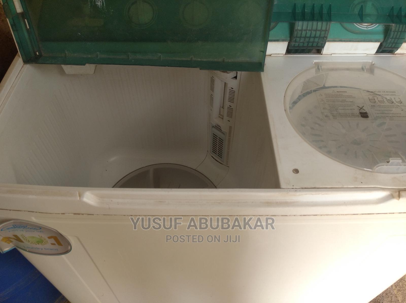 Hier Thermocool Washing Machine