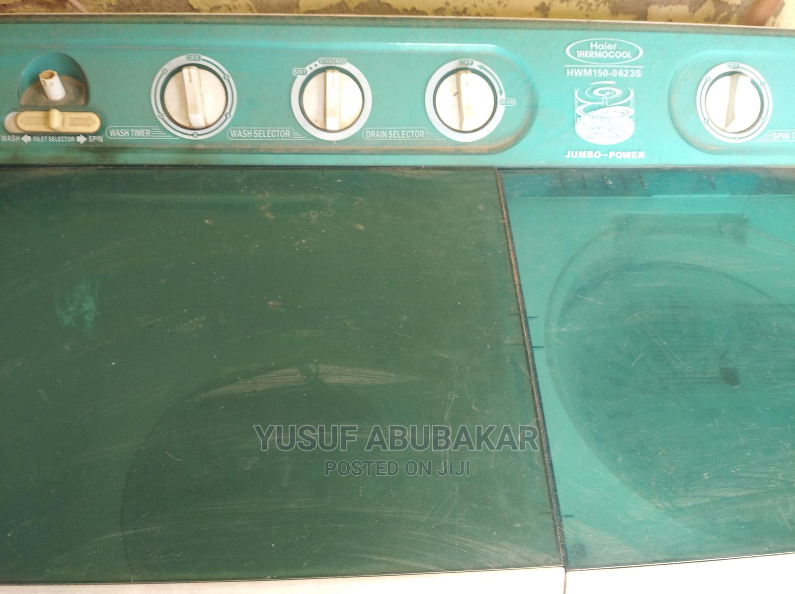 Hier Thermocool Washing Machine | Home Appliances for sale in Osogbo, Osun State, Nigeria
