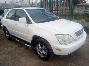 Lexus RX 2002 White | Cars for sale in Lagos State, Isolo