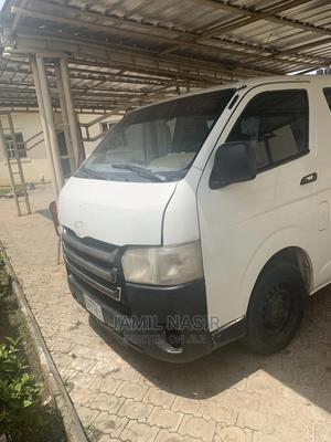 Toyota HiAce 2008 White   Buses & Microbuses for sale in Abuja (FCT) State, Galadimawa
