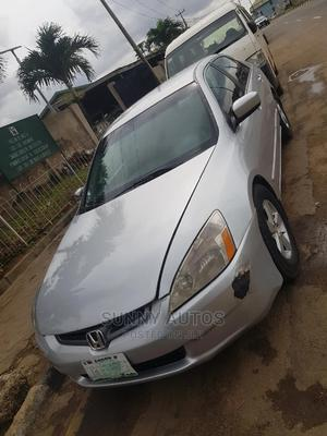 Honda Accord 2005 Silver   Cars for sale in Lagos State, Ikeja