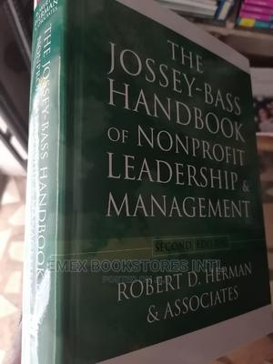 Handbook of Nonprofit Leadership and Management | Books & Games for sale in Lagos State, Surulere