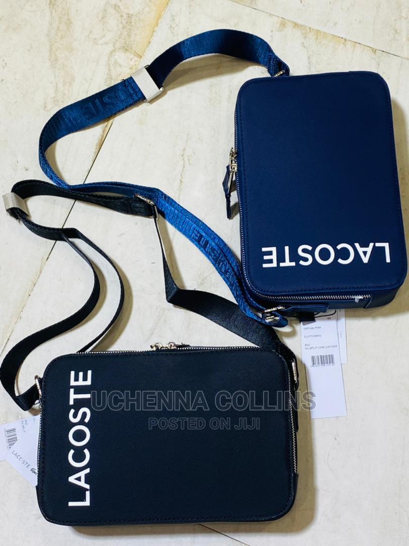 Original Lacoste Crossbody Body Bag