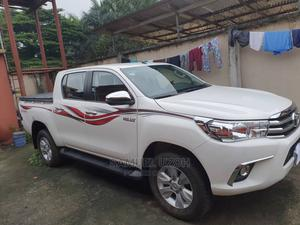 New Toyota Hilux 2020 White | Cars for sale in Rivers State, Oyigbo
