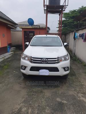 New Toyota Hilux 2019 White | Cars for sale in Rivers State, Oyigbo