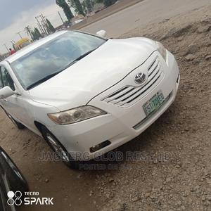 Toyota Camry 2008 White | Cars for sale in Lagos State, Ifako-Ijaiye