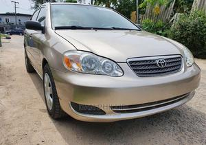 Toyota Corolla 2002 Sedan Automatic Gold | Cars for sale in Plateau State, Jos