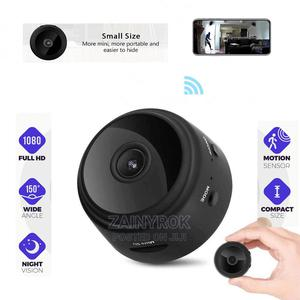 Wireless Wifi Security Camera-Night Vision Motion Detection | Security & Surveillance for sale in Lagos State, Alimosho