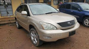 Lexus RX 2005 330 4WD Gold | Cars for sale in Edo State, Benin City