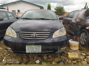 Toyota Corolla 2004 Sedan Automatic Black   Cars for sale in Abuja (FCT) State, Nyanya