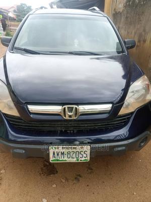 Honda CR-V 2008 Blue | Cars for sale in Ogun State, Abeokuta South