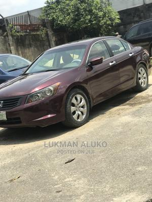 Honda Accord 2008 2.4 EX-L Automatic Brown   Cars for sale in Lagos State, Ikoyi