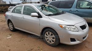Toyota Corolla 2010 Silver   Cars for sale in Edo State, Benin City