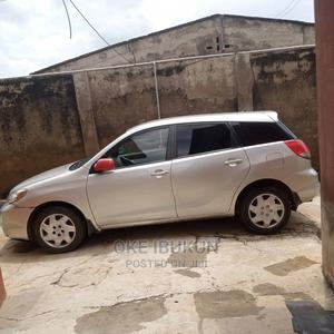 Toyota Matrix 2005 Silver | Cars for sale in Osun State, Aiyedade