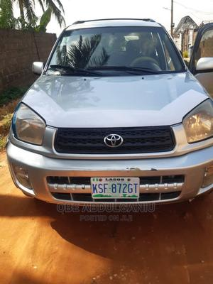 Toyota RAV4 2005 Silver   Cars for sale in Lagos State, Ipaja
