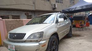 Lexus RX 2000 300 4WD Gray | Cars for sale in Lagos State, Ikeja