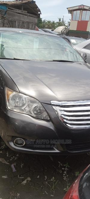 Toyota Avalon 2010 Limited Gray | Cars for sale in Lagos State, Apapa