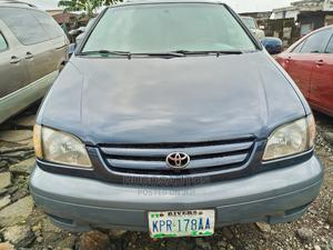 Toyota Sienna 2001 LE Blue | Cars for sale in Rivers State, Port-Harcourt