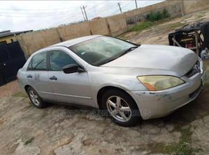 Honda Accord 2004 Automatic Silver | Cars for sale in Oyo State, Ibadan