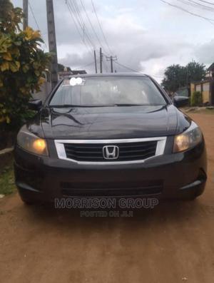 Honda Accord 2008 Black | Cars for sale in Lagos State, Ikotun/Igando