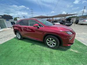 Lexus RX 2018 350 F Sport AWD Red | Cars for sale in Lagos State, Lekki
