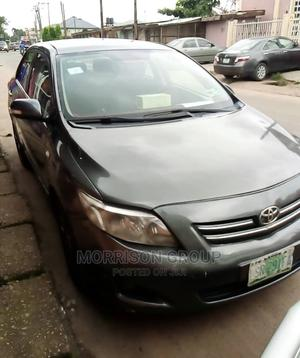 Toyota Corolla 2010 Gray   Cars for sale in Lagos State, Agege