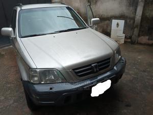 Honda CR-V 1997 2.0 4WD Beige | Cars for sale in Edo State, Benin City
