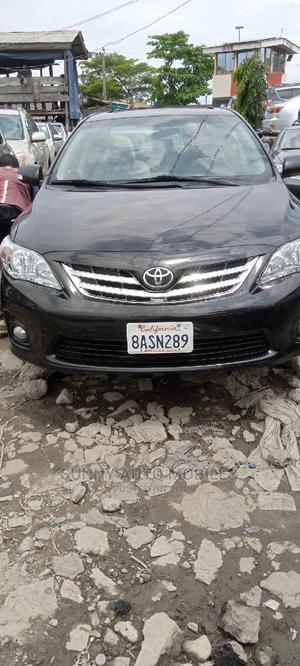Toyota Corolla 2013 Black   Cars for sale in Lagos State, Apapa