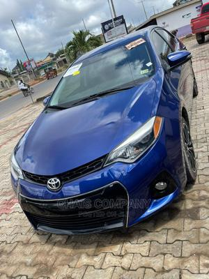 Toyota Corolla 2015 Blue | Cars for sale in Oyo State, Oluyole