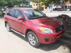 Toyota RAV4 2010 2.5 Sport 4x4 Red | Cars for sale in Lagos State, Amuwo-Odofin