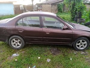 Honda Civic 2003 Brown   Cars for sale in Cross River State, Calabar